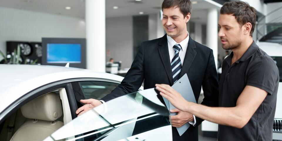 Man with Bad Credit is Eligible for a Car Loan